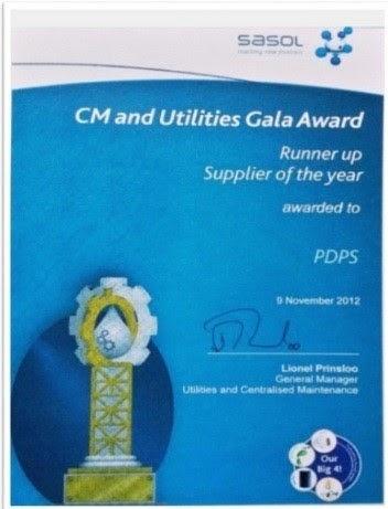 sasol awards